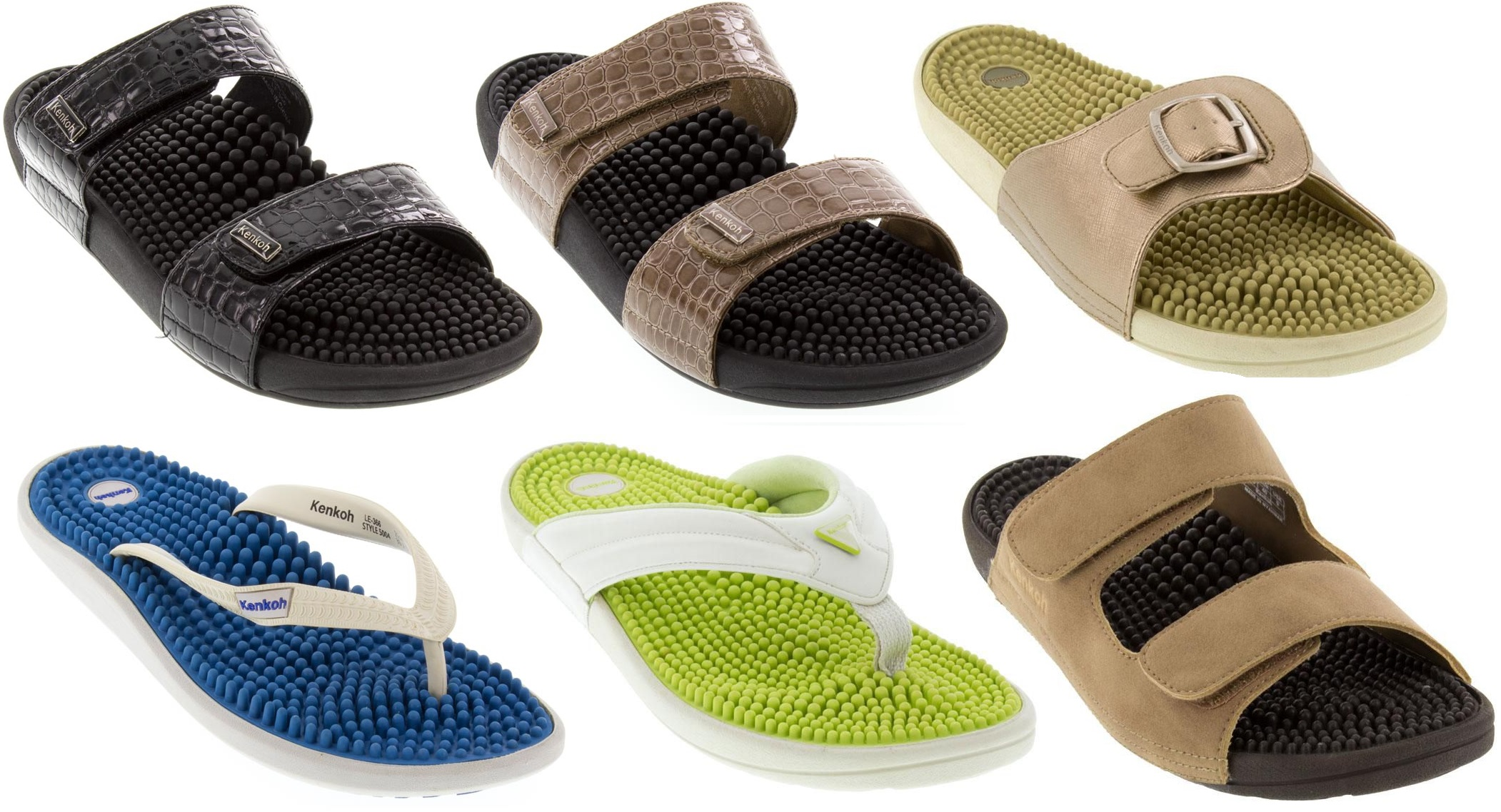 Kenkoh Massage Sandals