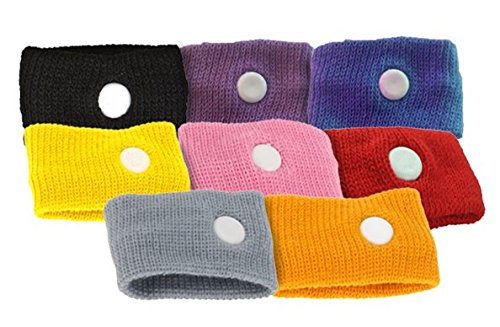 Multi-Color Acupressure Wrist Band